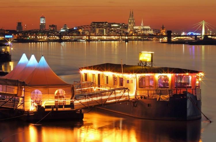 Partyboot Köln